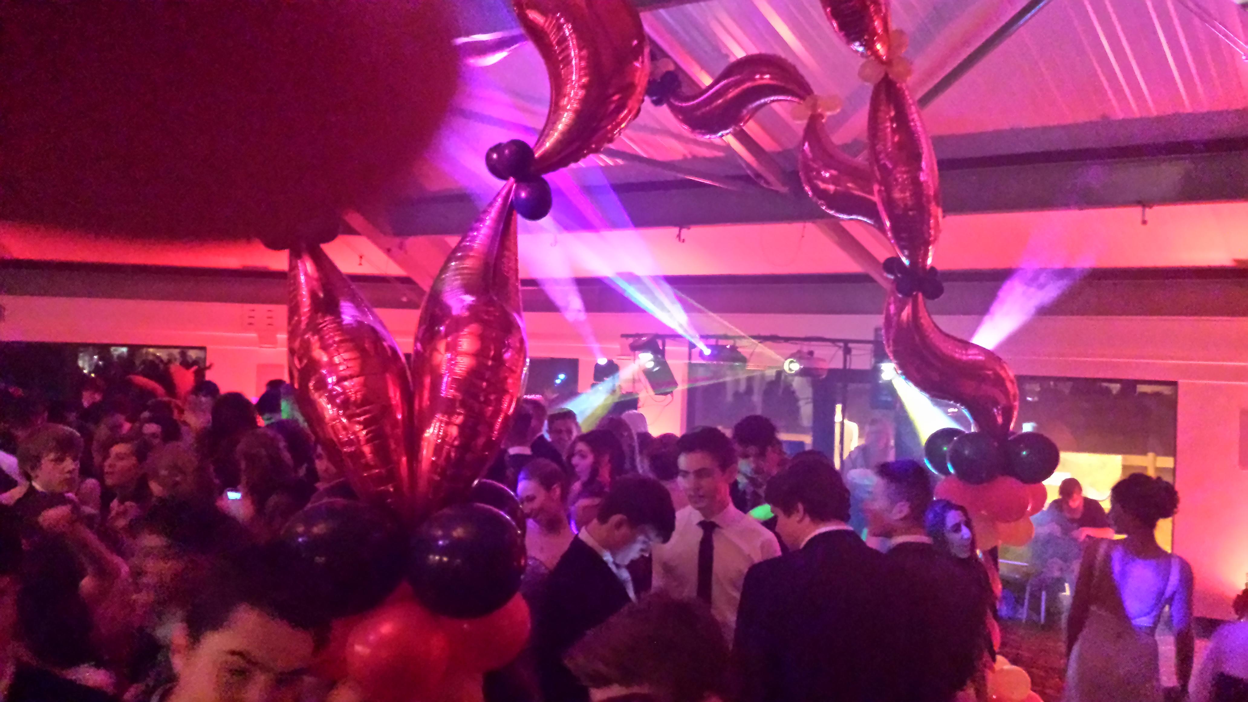 School Proms Disco Hire Doncaster