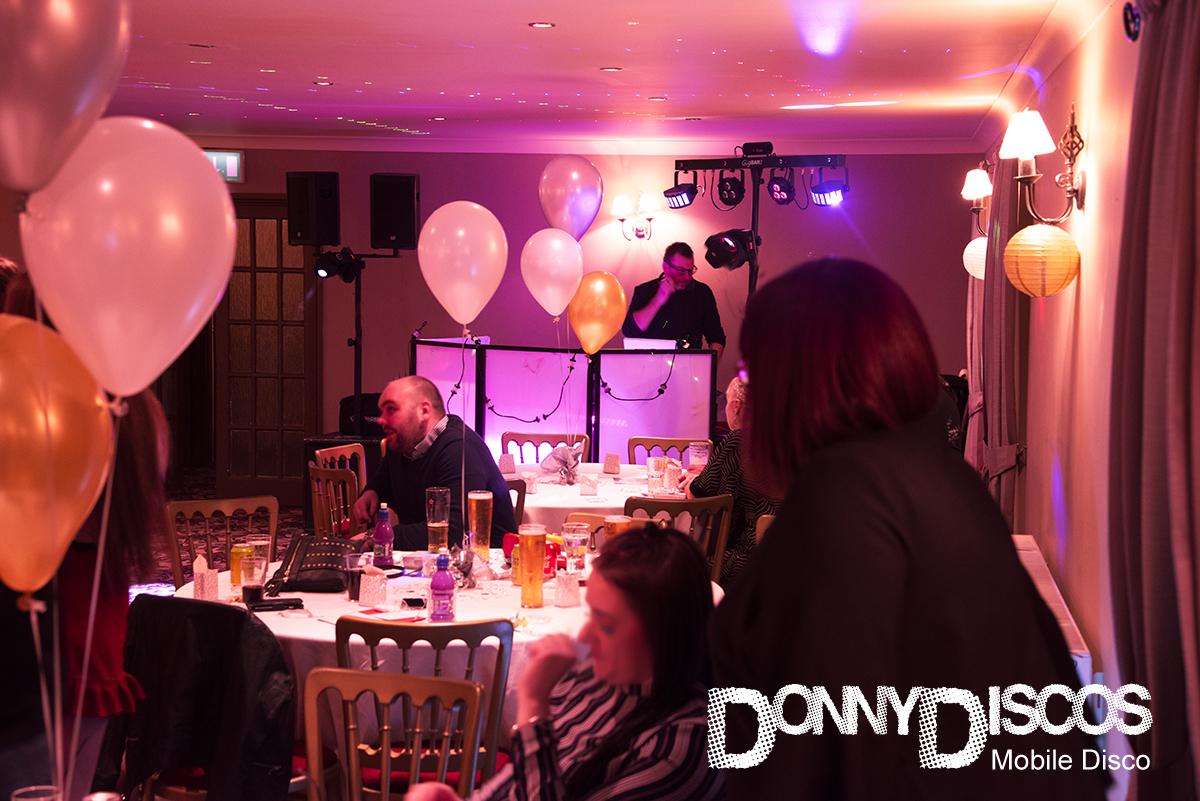 mobile disco Doncaster DonnyDiscos